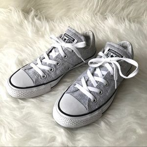 Converse All Stars Grey Speckled Sneaker Size 6